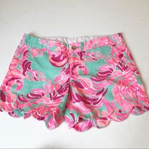 Lilly Pulitzer The Buttercup Short Sz 0